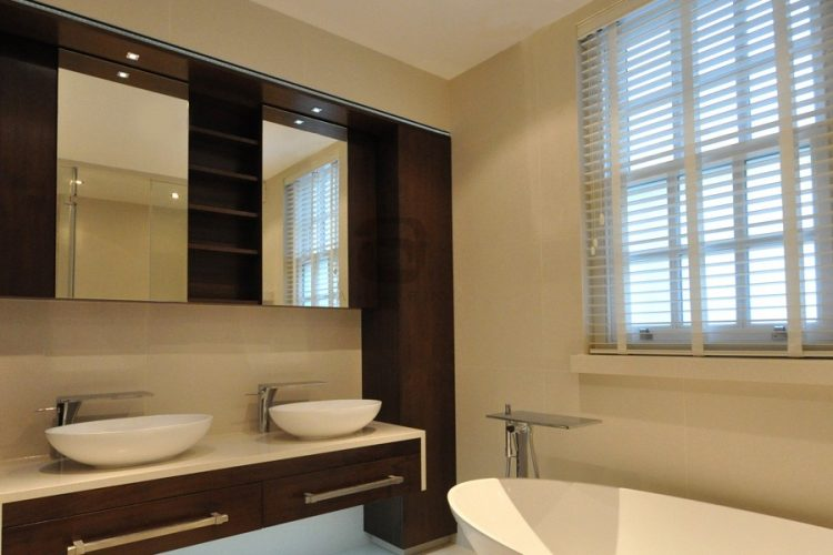 How much does a bathroom refurbishment cost?