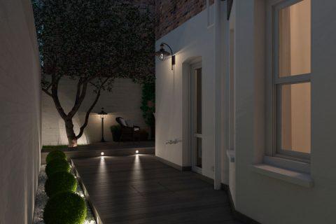 Garden deckng design